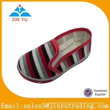 2014 China latest canvas kids shoes
