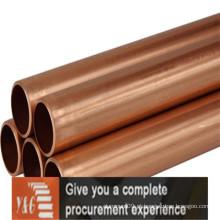 Tubos de cobre C13001 para aplicações industriais