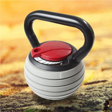 Fuerza Fitness Building Kettlebell ajustable