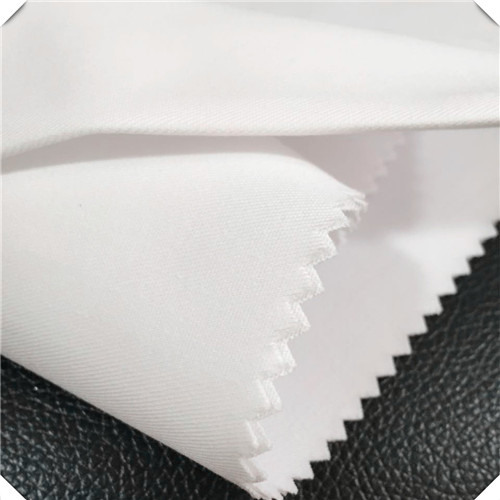 White TC Twill Fabric