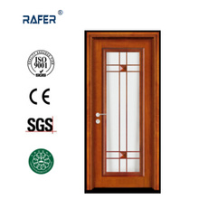 Good Quality and Cheap Glass Wood Door (RA-N047)