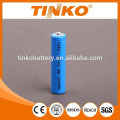 FR03 AAA 1200mAh lithium iron batteries with high capacity