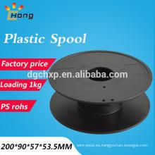 carrete de filamento vacío para 1 kg filamento PLA / ABS