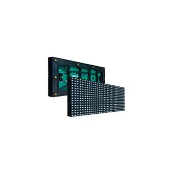 Openlucht Full Color P10 stadion reclame led display