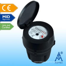Concntric Super Dry Type Plastic Cold Water Meter