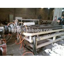 ПЭ,PVC Гофрировала производственную линию трубы