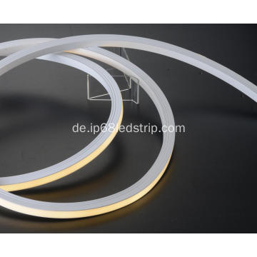 Evenstrip IP68 Dotless 1416 2700K Top Bend Led Streifen Licht
