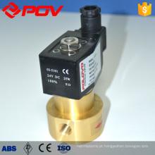 high temperature female thread connection solenoid valve
