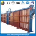 Straight seam high frequency welded roll forming machine