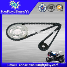 Many kinds of Motorcycle chain sprocket from Factory