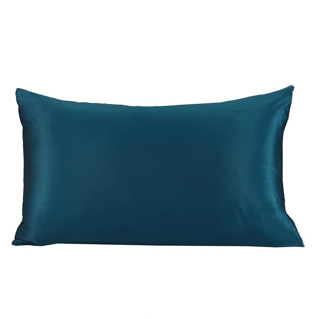 Dark Teal Pillowcases