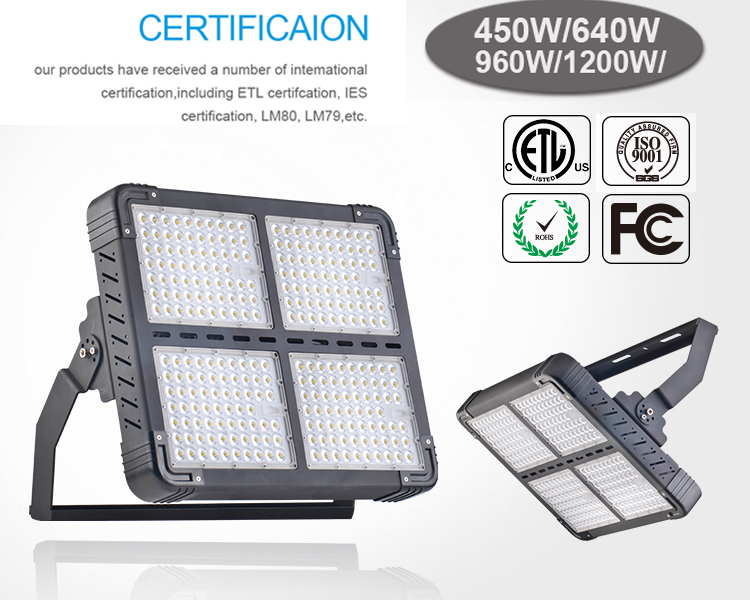 Led Field Lighting