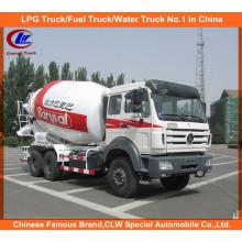 Heavy Duty HOWO Concrete Mixer Trucks 371HP for Sale