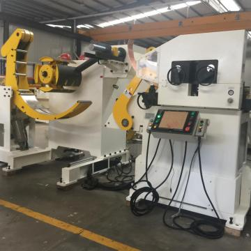 Mesin Stamping Feeding Nc Straightener Feeder