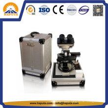 Gold Large Aluminum Equipment Instrument Flight Case (HF-6019)