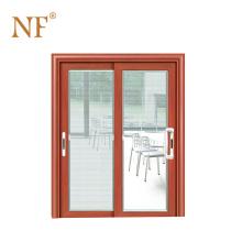 Tempered glass jalousie exterior storm door