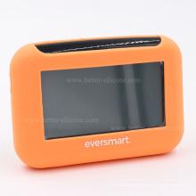 Capa protetora de silicone com luva de borracha para produtos digitais