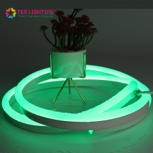 Χρώμα-Αλλαγή 24V LED Neon Flex Rope Light