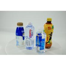 Impresión profesional Etiquetas adhesivas de vinilo transparentes e impermeables