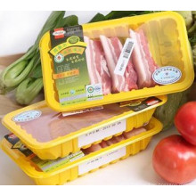 PP Eco Friendly Fish Packaging Material with Pad