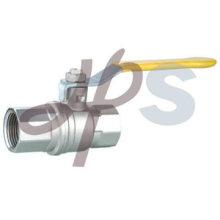 Robinet à tournant sphérique en laiton forgé pour gaz, norme EN331
