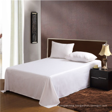 China Supply Comfortable Flat Sheet for Hotel Bed Linen (WSFS-2016001)