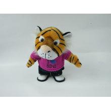 Electrical Tiger Plush Toy