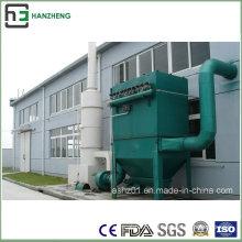 Plenum Pulse De-Dust Collector-Induction Furnace Air Flow Treatment