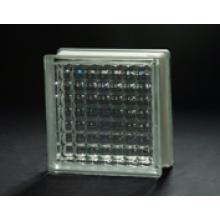 Bloc de verre parallèle cristallin 145 * 145 * 80mm avec AS / NZS 2208