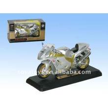 plastic motorcycle toy model