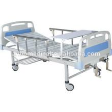 Hospital ABS cama triple plegable CE, camas de hospital eléctrico