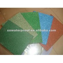 SBS / APP membrana impermeable con arena de color