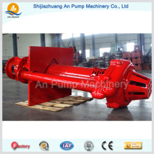 Vertical Submerged Slurry Pump Used for Mud or Slurry Sewage