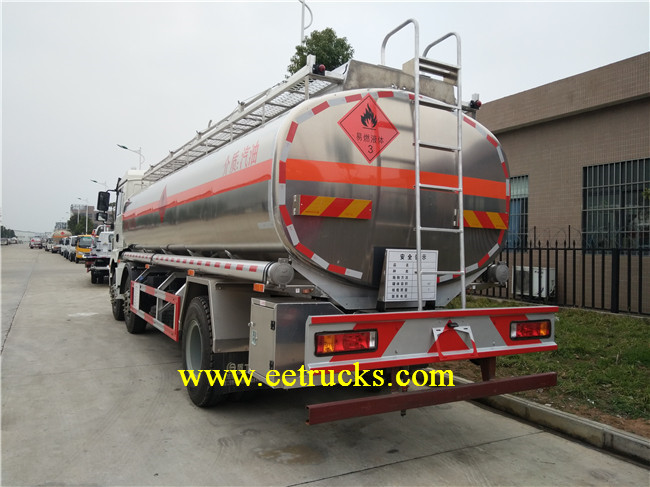 SHACMAN Fuel Tank Trucks