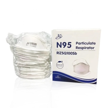 Pantalla facial NIOSH Safety Protecting N95 de 4 capas