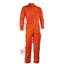 orange flame retardant FR clothing for Singapore