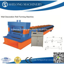 CE Approved Wall Decoration Board Roll Forming Machine