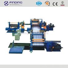 Ligne de feuille refendage ligne cisaillement acier tôle d'acier Hangzhou