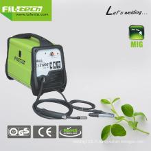 Machine de soudage MIG à courant alternatif à gaz sans gaz (MAG-120G / 140G / 180G)
