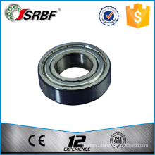 China manufacturer factory supply 6208ZZ deep groove ball bearing