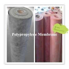 Полимерная ПП и ПЭ Водонепроницаемая Мембрана для Строительной Системы Гидроизоляции