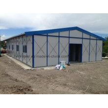 Umgebungs-Reuable-Stahl Fertigmodell Haus Modular House Building