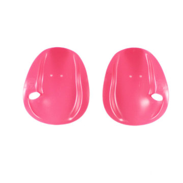 Translucent PC Hand Water Sport Swimming Hand Paddles