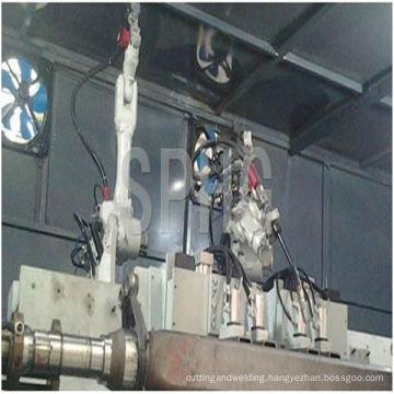 Axle Welding Robot Trailer Parts Welding Robot/Parts for axle