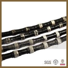 Scie à cordes en diamant pour carrière en pierre et profilage, carré (SY-DWS-56)