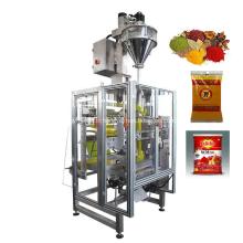 Machine de remplissage de poudre de piment et d'épices VFFS
