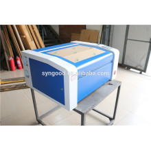 Syngood 40W Co2 Laser Clothes Hanger Engraving Machine Only USD1690