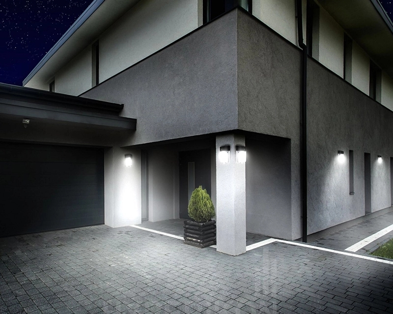 Led Wall Pack With Motion Sensor (3)
