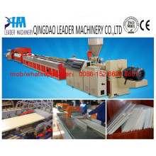 Linha de produção do painel de teto do PVC de 250mm * 7mm