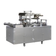 Автоматическая машина для обертывания целлофаном с разрывным типом